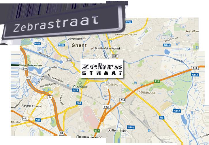 Lean Brand Lab at Zebrastraat in Ghent